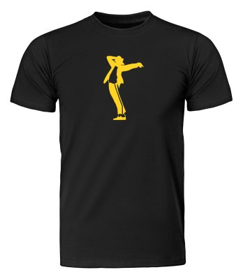 Photo of تی شرت مردانه طرح مایکل جکسون کد wz93