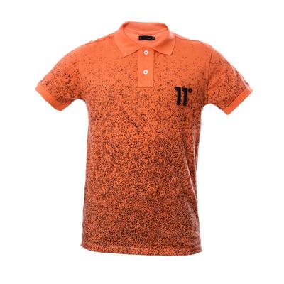 تصویر پولوشرت مردانه مدل TSH-JO11 رنگ نارنجی