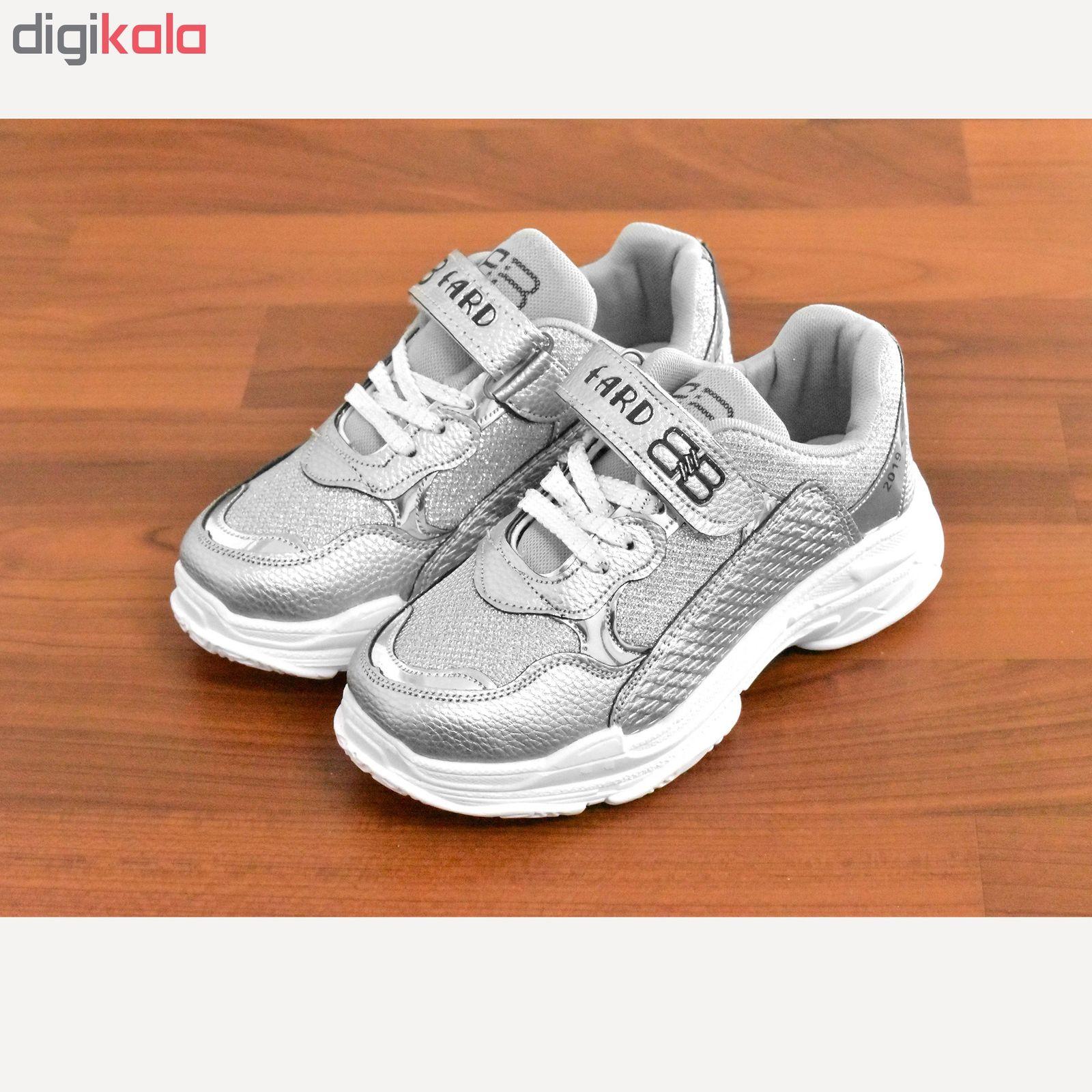 کفش راحتی دخترانه مدل بالی کد 4215 main 1 2
