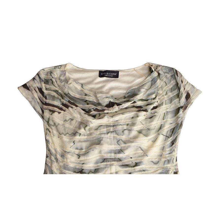 پیراهن زنانه آنا آلکازار کد ana21