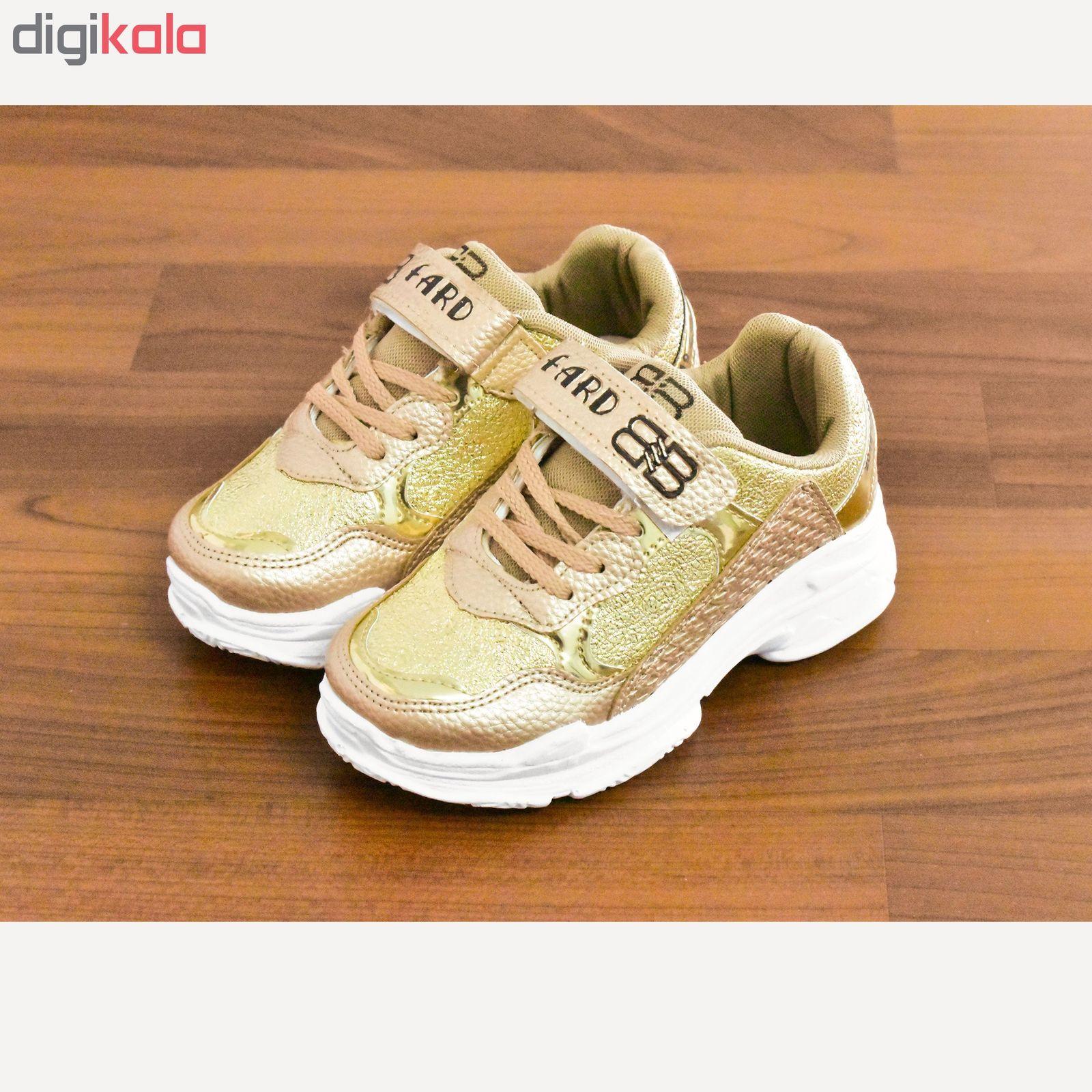 کفش راحتی دخترانه مدل بالی کد 4216 main 1 2
