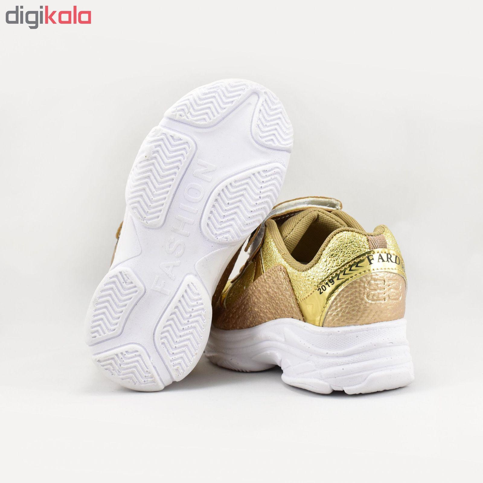 کفش راحتی دخترانه مدل بالی کد 4216 main 1 4