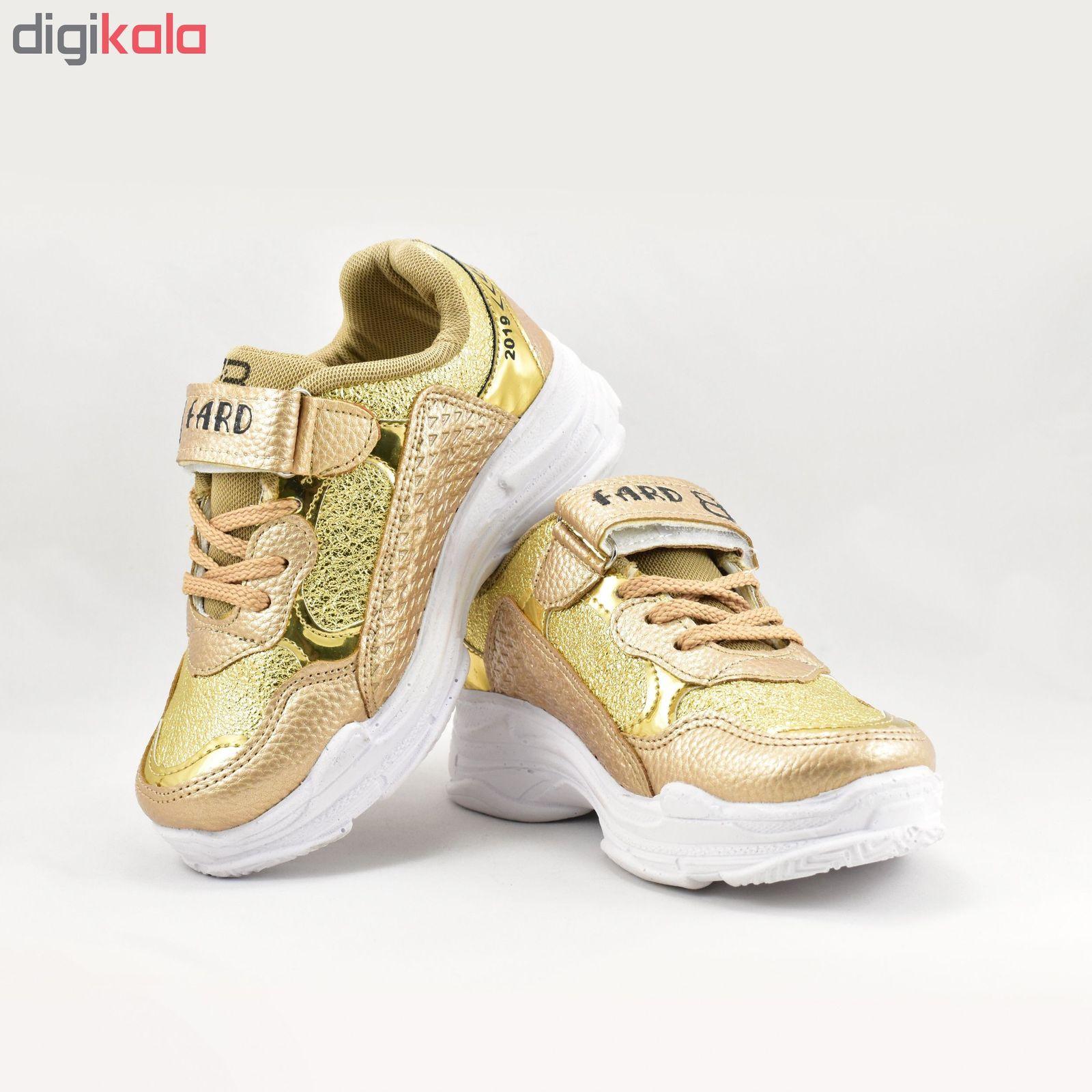 کفش راحتی دخترانه مدل بالی کد 4216 main 1 5