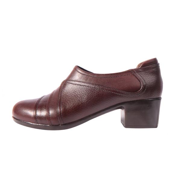 کفش زنانه روشن مدل پانیذ کد 02