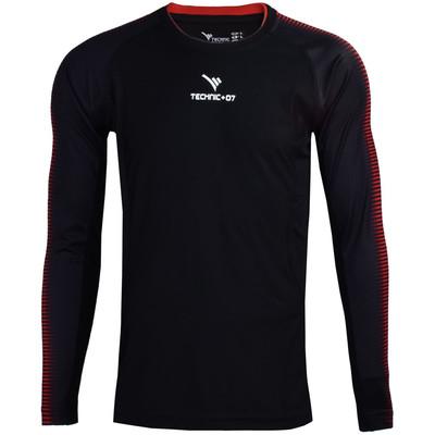 تصویر تی شرت آستین بلند ورزشی مردانه تکنیک اسپرت مدل TS-133-ME-G
