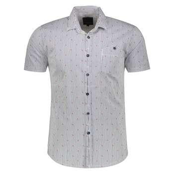 پیراهن آستین کوتاه مردانه کد 144 btt