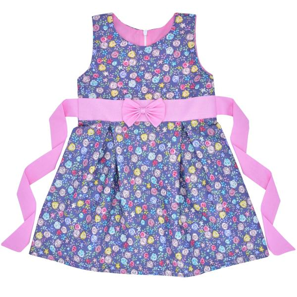 پیراهن دخترانه کد T210