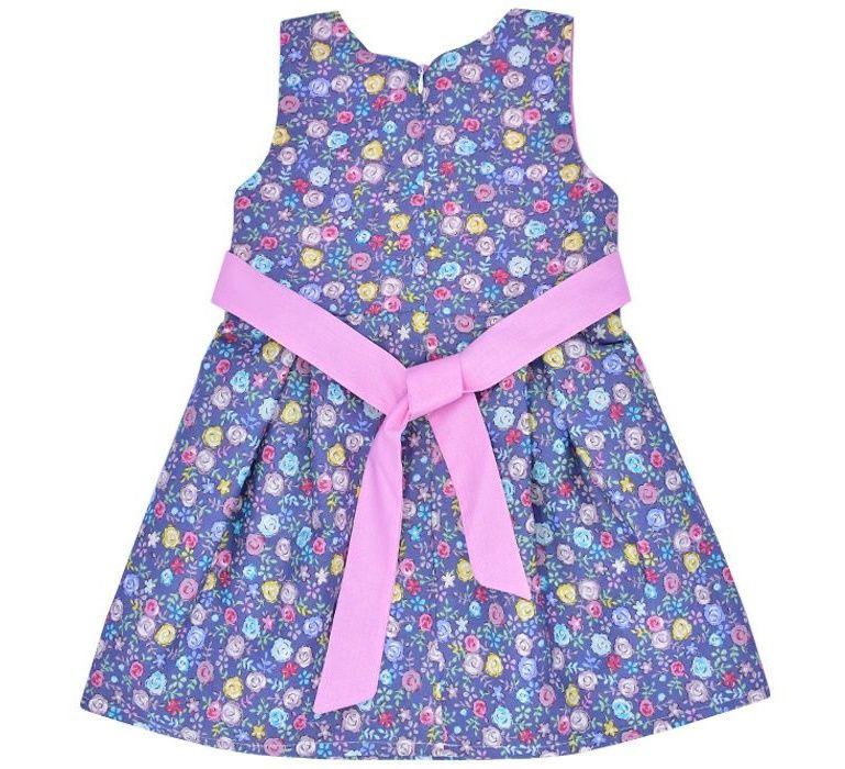 پیراهن دخترانه کد T210 main 1 2