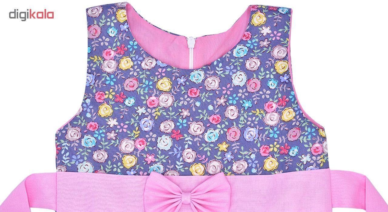 پیراهن دخترانه کد T210 main 1 3