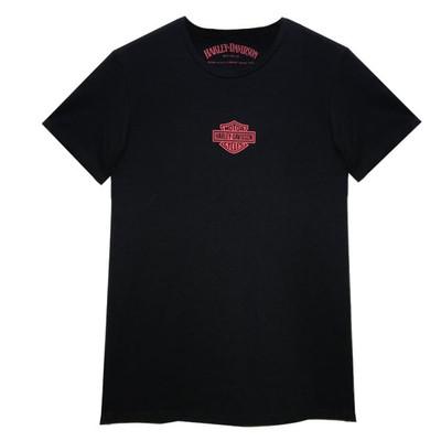 تصویر تی شرت مردانه مدل HD-B