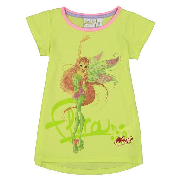 تی شرت دخترانه پریناتال کد 01