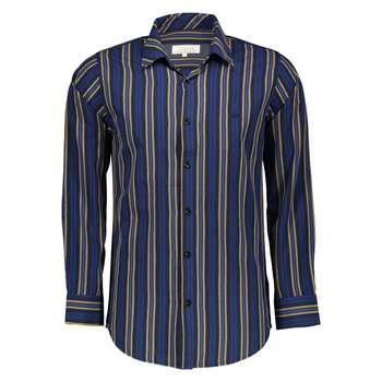 پیراهن آستین بلند مردانه کد 139-1 btt