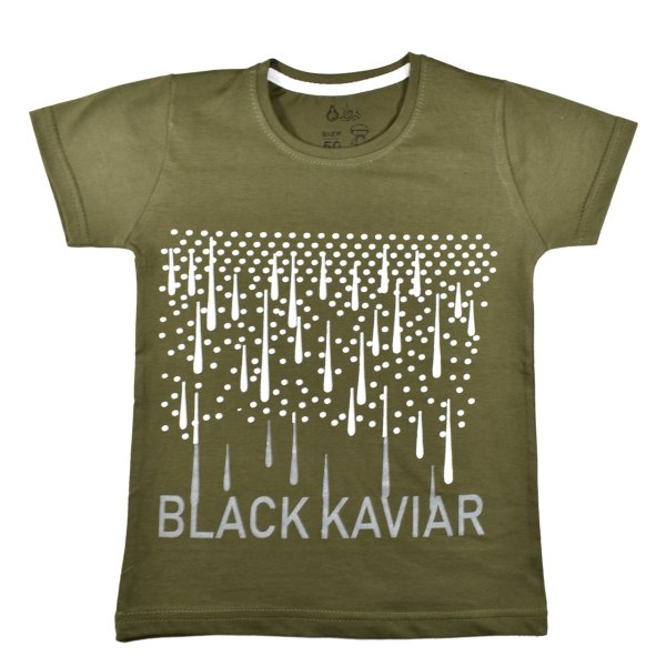 تی شرت آستین کوتاه پسرانه نیروان کد Bm-6