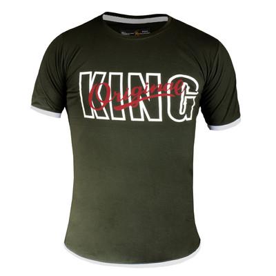 Photo of تی شرت مردانه طرح کینگ مدل KG114