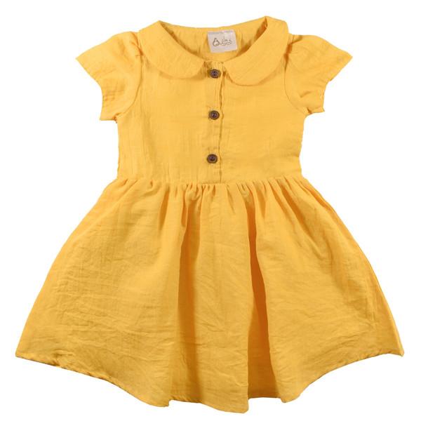 پیراهن دخترانه نیروان کد 1042