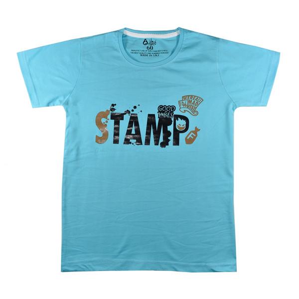 تی شرت آستین کوتاه پسرانه نیروان کد ST-4