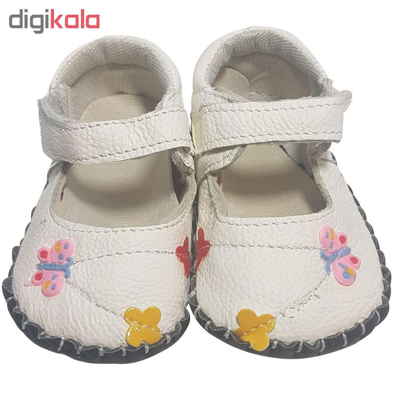 کفش نوزادی مدل n153