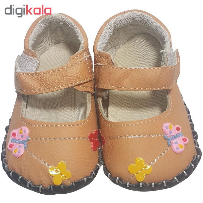 کفش نوزادی مدل n154