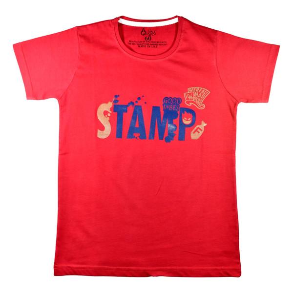 تی شرت آستین کوتاه پسرانه نیروان کد ST-7
