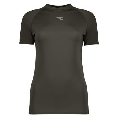 تصویر تی شرت ورزشی زنانه دیادورا مدل VSN-9505-SBK