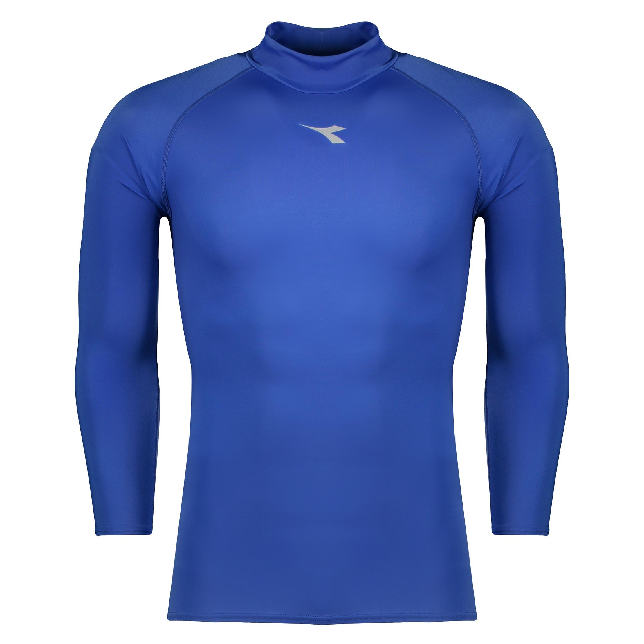 تی شرت ورزشی مردانه دیادورا مدل VSN-9500-BLU