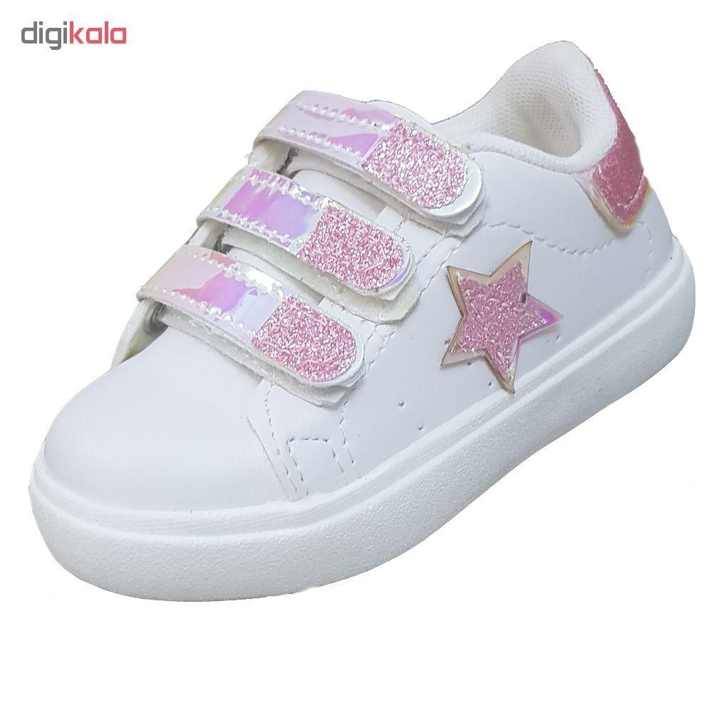 کفش راحتی دخترانه کد 12345 main 1 1