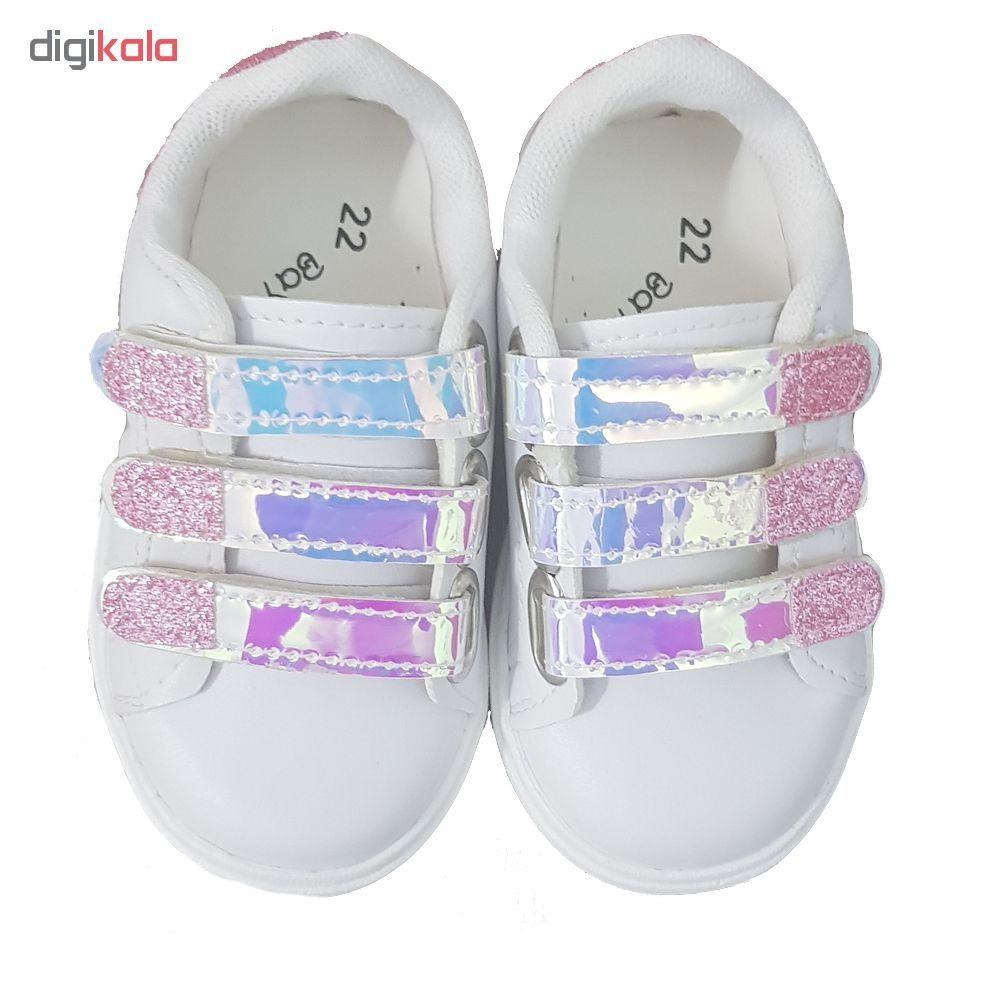 کفش راحتی دخترانه کد 12345 main 1 3