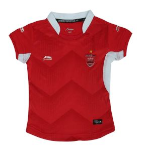 تی شرت ورزشی پسرانه لینینگ طرح تیم پرسپولیس کد 1242
