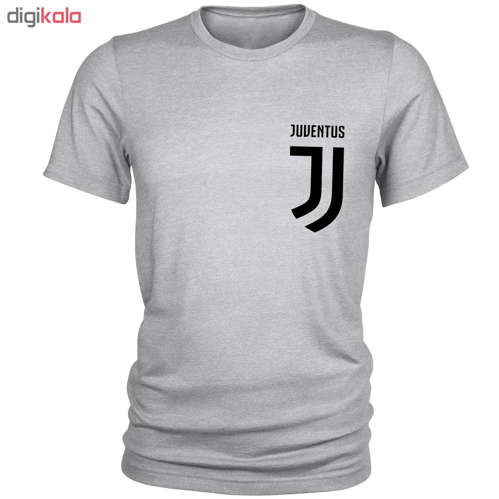تی شرت مردانه طرح یوونتوس کد S08 main 1 1