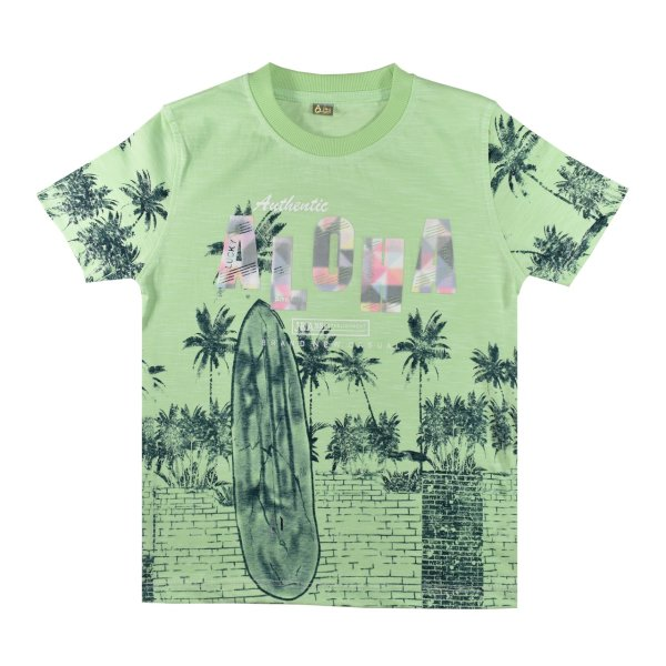 تی شرت پسرانه نیروان کد 130-2