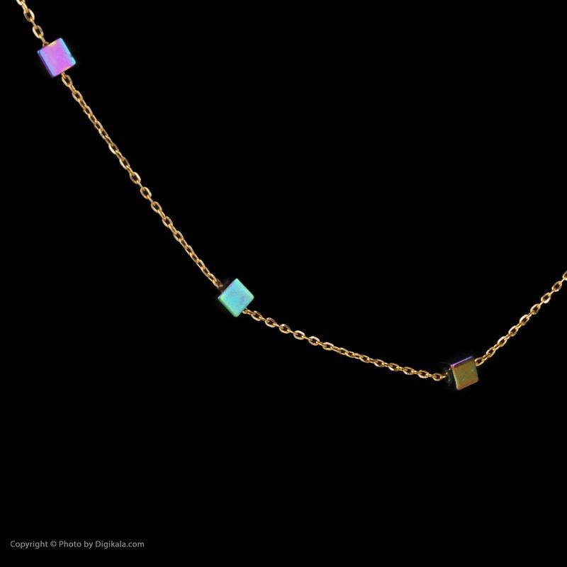 گردنبند طلا 18 عیار زنانه نیوانی مدل GA177