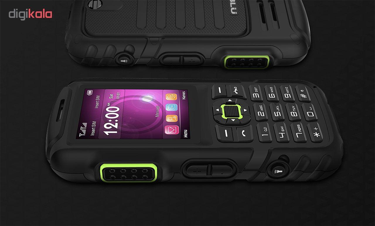 گوشی موبایل بلو مدل Tank Mega دو سیم کارت main 1 7