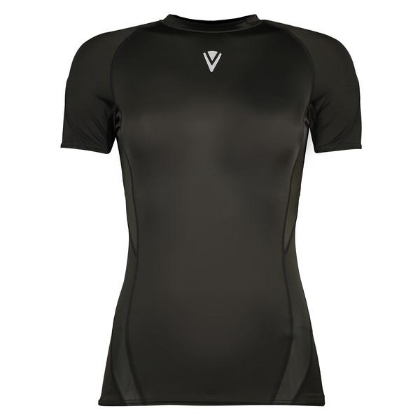 تی شرت ورزشی زنانه وی اسکین مدل VSN-1220HT-SBK