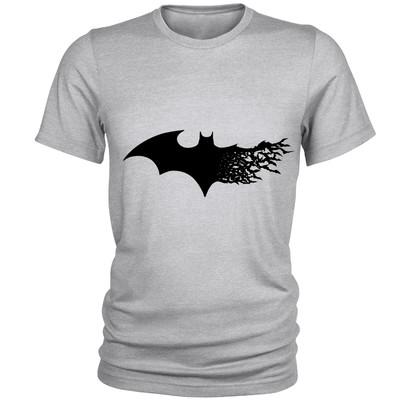 تصویر تی شرت مردانه طرح بتمن کد S10