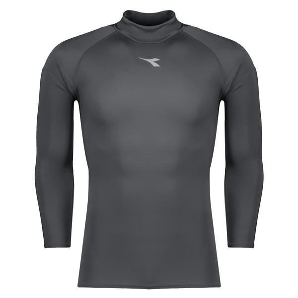 تی شرت ورزشی مردانه دیادورا مدل VSN-9500-GRY