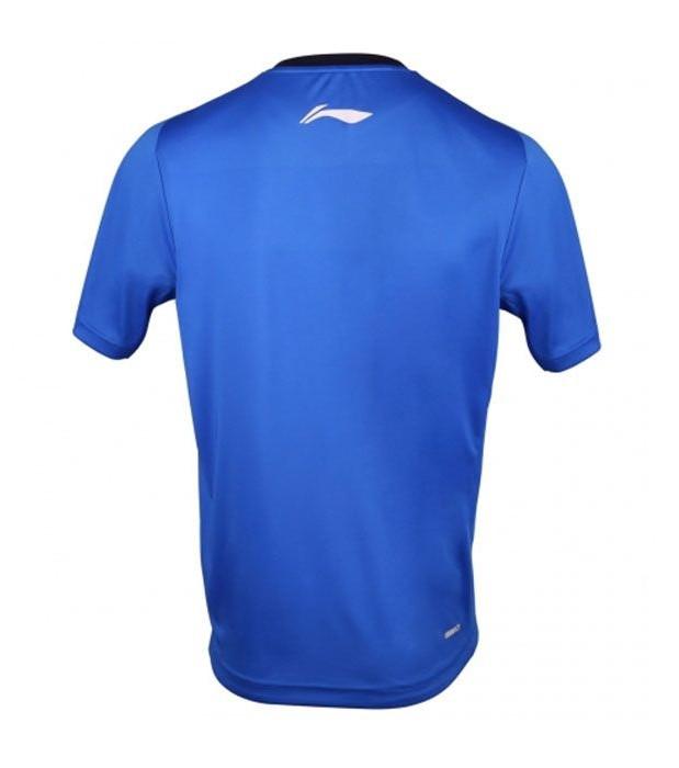 تی شرت ورزشی مردانه لینینگ طرح تیم استقلال کد ۱۲۵۲