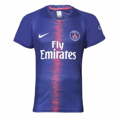 تصویر تی شرت ورزشی مردانه طرح پاریس سن ژرمن 19-18 مدل osc