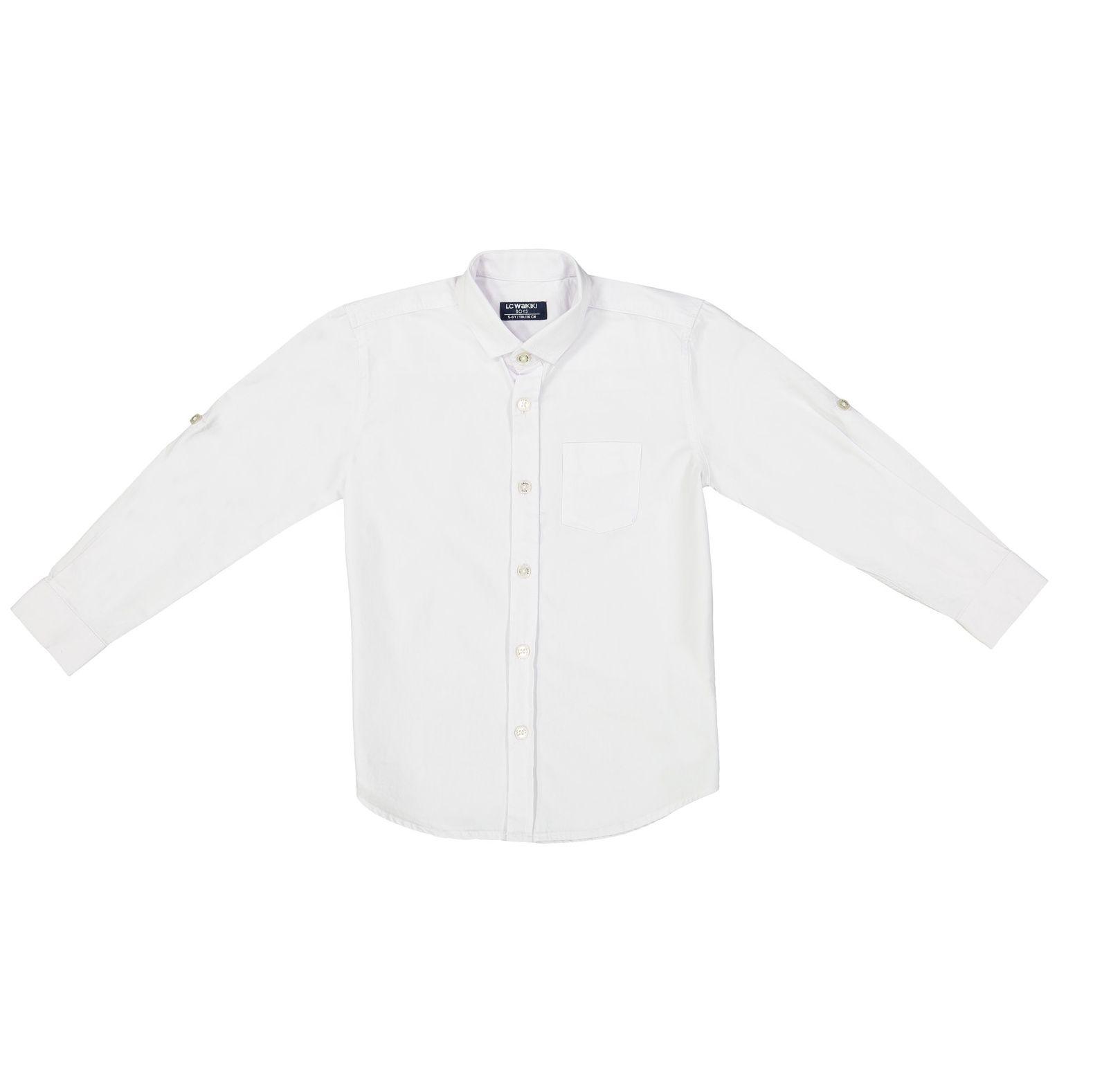 پیراهن پسرانه ال سی وایکیکی مدل 9SN358D4-JYX main 1 1