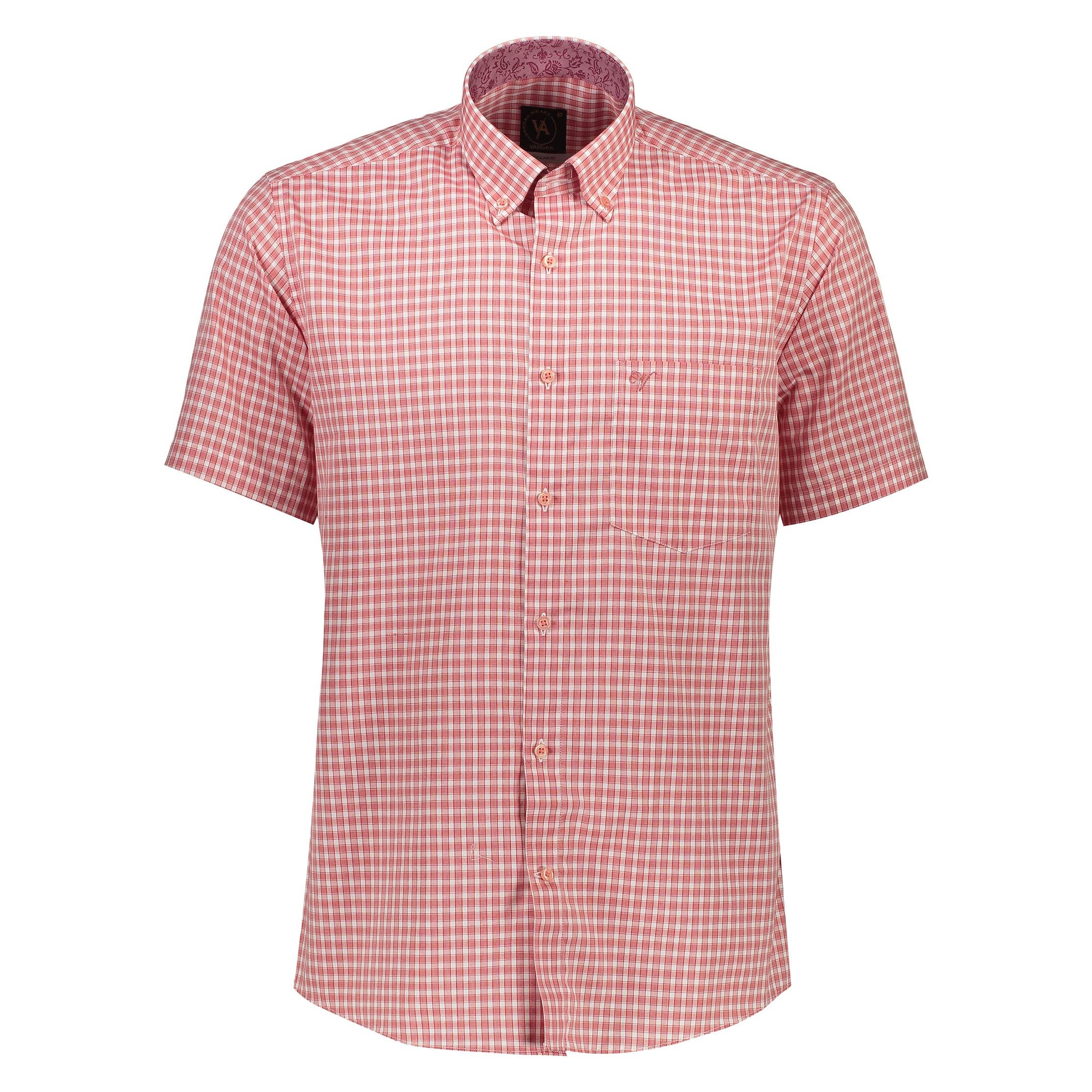 پیراهن مردانه ونداک کد 006