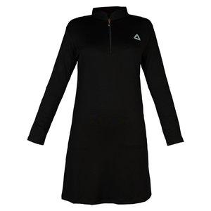 سویشرت ورزشی زنانه مدل 018-2508 رنگ مشکی
