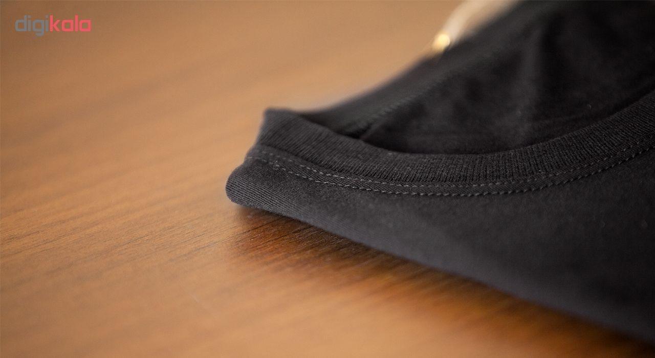 تی شرت مردانه طرح گرگ کد 34319