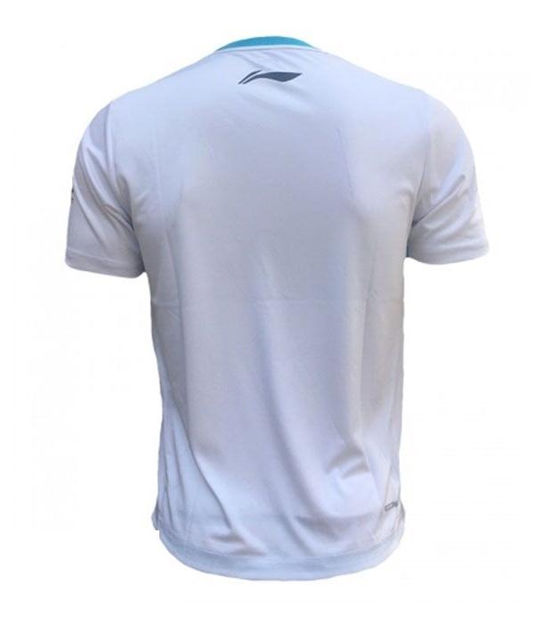 تی شرت ورزشی مردانه لینینگ طرح تیم استقلال کد ۱۲۵۴