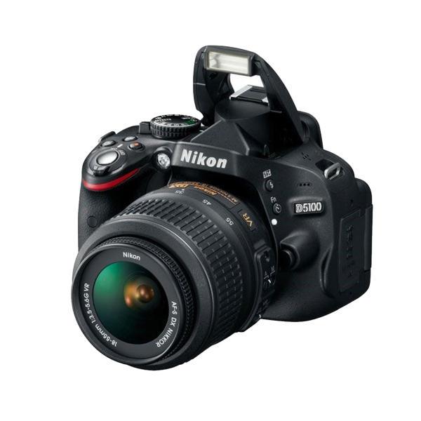 دوربین دیجیتال نیکون دی 5100 بدنه