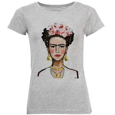 تی شرت آستین کوتاه زنانه مدل S362