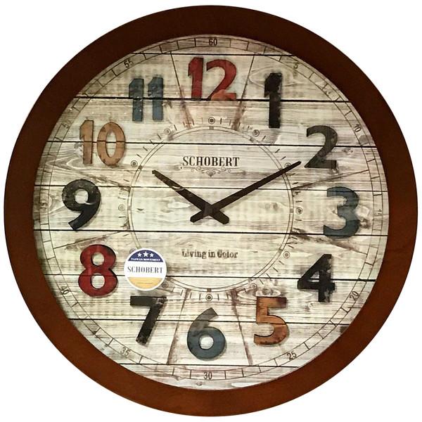 ساعت دیواری شوبرت مدل 6108