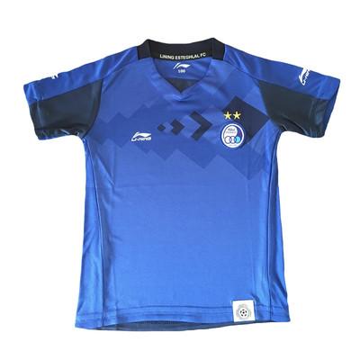 تصویر تی شرت ورزشی پسرانه لینینگ طرح تیم استقلال کد 1251