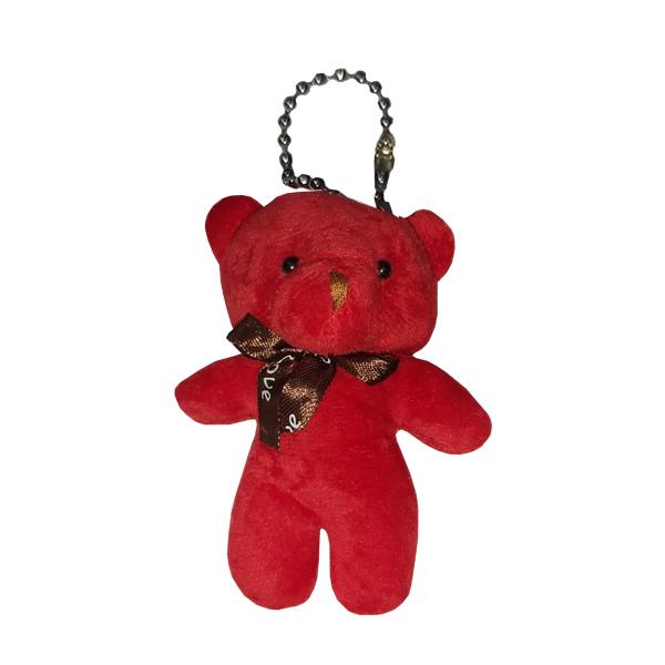 آویز کیف طرح خرس کد 01