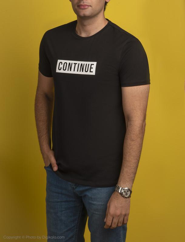 تی شرت مردانه ال سی وایکیکی مدل 9SY253B8-CVL