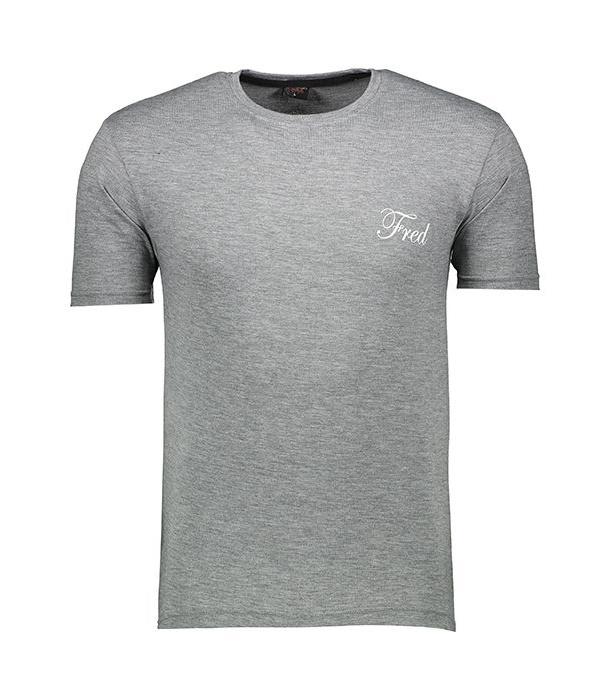 تی شرت مردانه فرد کد t.f.002 مجموعه دو عددی