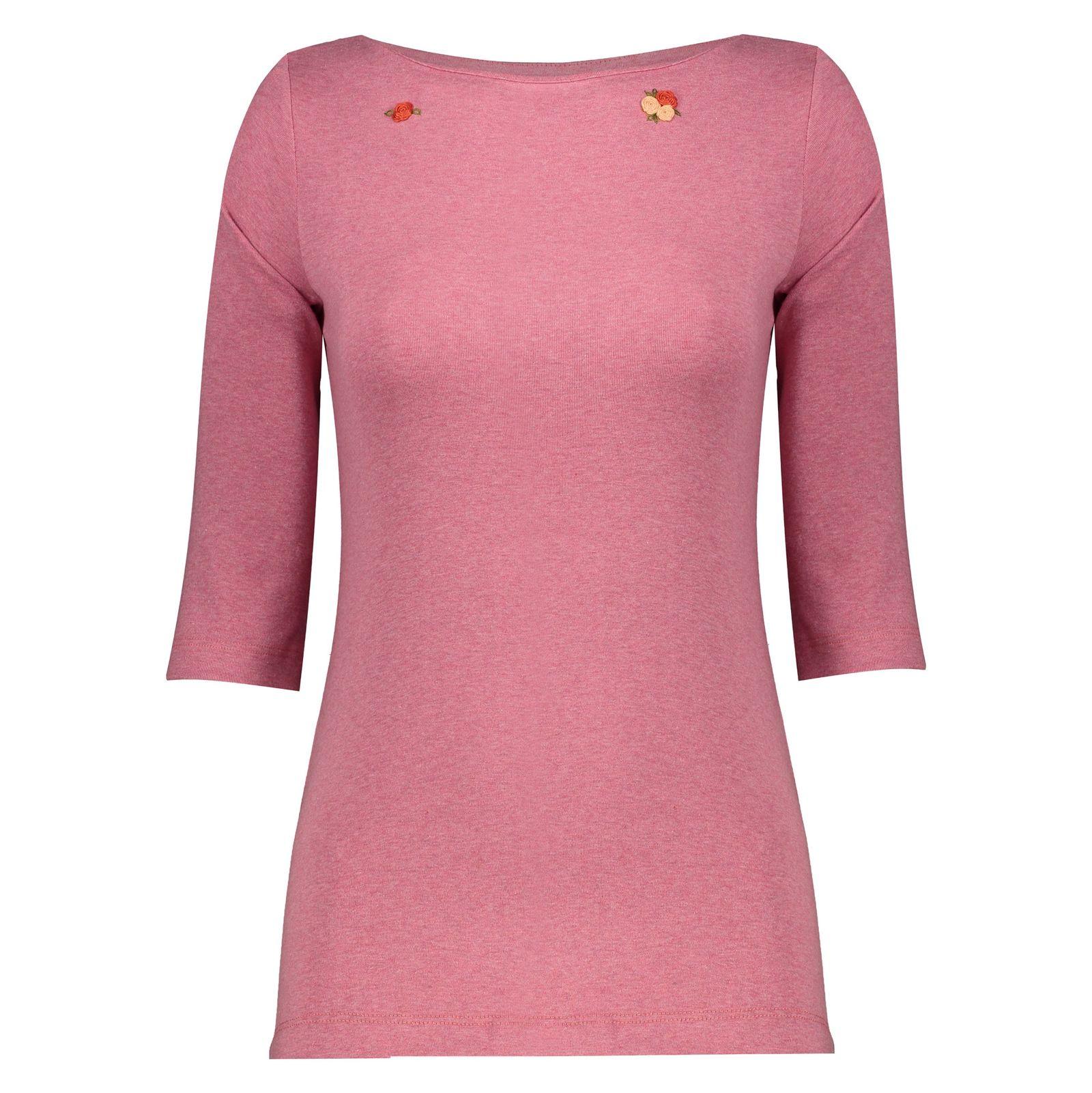 تی شرت زنانه گارودی مدل 1003113012-86 -  - 1